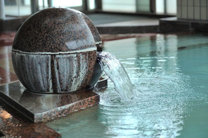 宿のあれこれ:温泉3